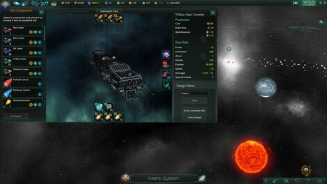 Stellaris Steam Key RU/CIS - gameplay - 5