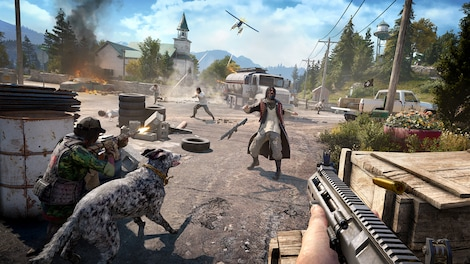 Far Cry 5 Uplay Key EUROPE - gameplay - 12