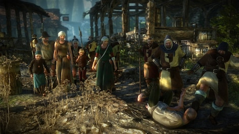 The Witcher 2 Assassins of Kings Enhanced Edition Steam Key GLOBAL - gameplay - 5