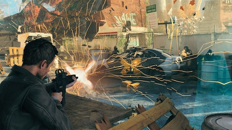 Quantum Break XBOX LIVE Key GLOBAL - gameplay - 9