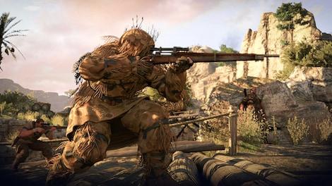 Sniper Elite 3 + Hunt the Grey Wolf Key Steam GLOBAL - screenshot - 6