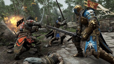 For Honor Uplay Key ROW - gameplay - 16
