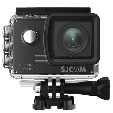 SJCAM SJ5000 WIFI Action Camera 14MP 1080p Ultra HD Waterproof Underwater Camera  Camcorder Black