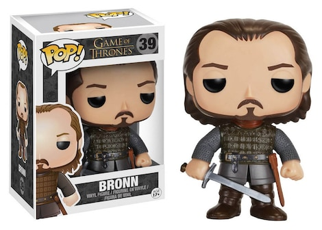 Funko Pop! Vinyl: Television - Game of Thrones - Bronn