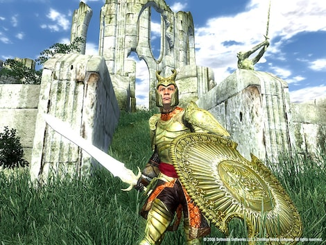 The Elder Scrolls IV: Oblivion Game of the Year Edition Deluxe Steam Key GLOBAL - gameplay - 28