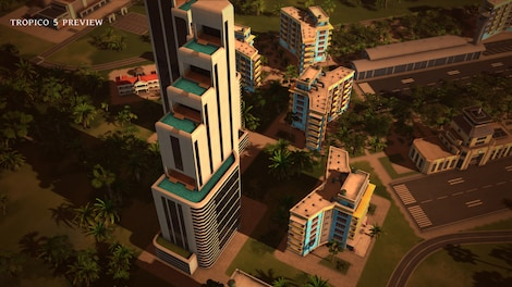 Tropico 5 - Complete Collection Key Steam GLOBAL