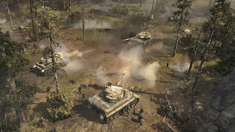 Coh 2 Case Blue : Company of heroes case blue trailer spieletester von