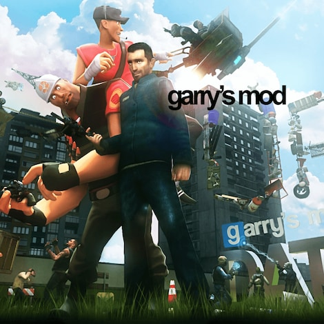 Garry's Mod Steam Gift GLOBAL - gameplay - 18