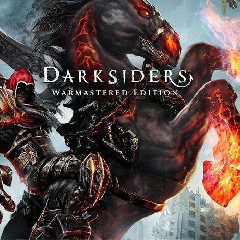 Darksiders Warmastered Edition Steam Key GLOBAL - gameplay - 12