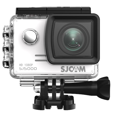 SJCAM SJ5000 Action Camera 14MP 1080p Ultra HD Waterproof Underwater Camera Camcorder White