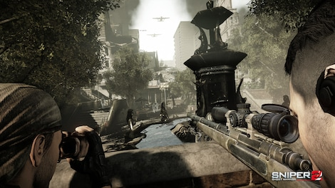 Sniper: Ghost Warrior 2 Steam Key GLOBAL - gameplay - 6