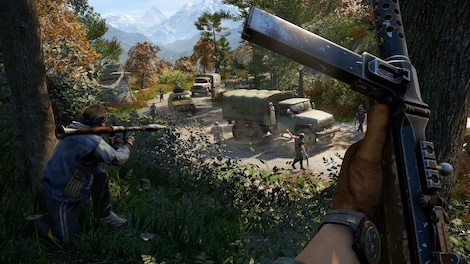 Far Cry 4 Uplay Key GLOBAL - gameplay - 25