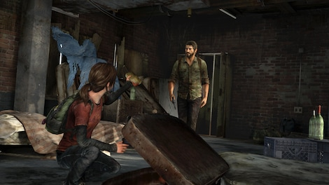 The Last of Us Remastered PSN Key PS4 NORTH AMERICA - gameplay - 9
