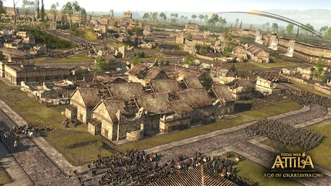 Total War: ATTILA - Age of Charlemagne Campaign Pack Key Steam RU/CIS - screenshot - 11