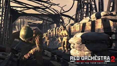 Red Orchestra 2: Heroes of Stalingrad + Rising Storm Steam Key GLOBAL - rozgrywka - 3