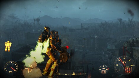 Fallout 4: Game of the Year Edition Steam Key PC GLOBAL - gameplay - 16