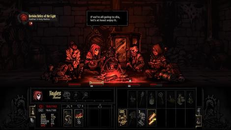 Darkest Dungeon Steam Key GLOBAL - gameplay - 16