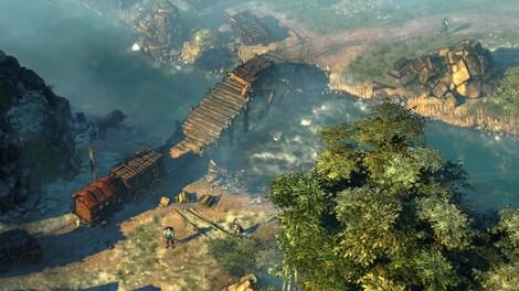 Shadow Tactics: Blades of the Shogun Steam Key GLOBAL - gameplay - 6