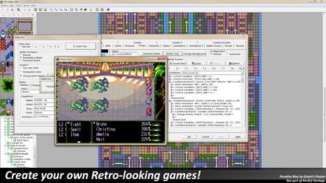 RPG Maker 2003 Steam Key GLOBAL - screenshot - 3