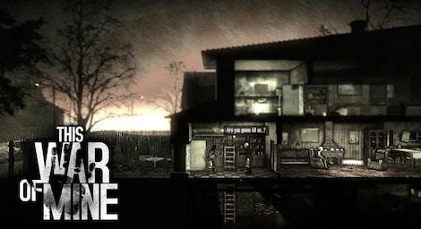 This War of Mine ile ilgili görsel sonucu