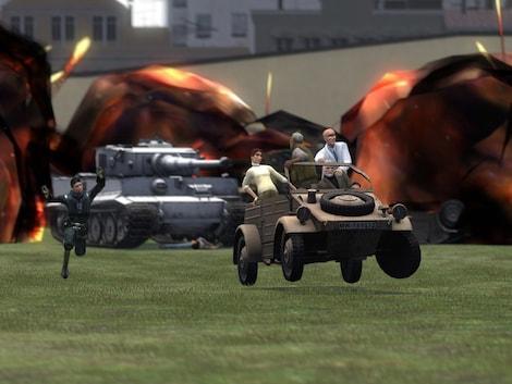 Counter-Strike: Source + Garry's Mod Steam Key GLOBAL - gameplay - 6