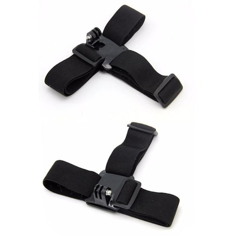 Gopro Headband Black Nylon - product photo 4