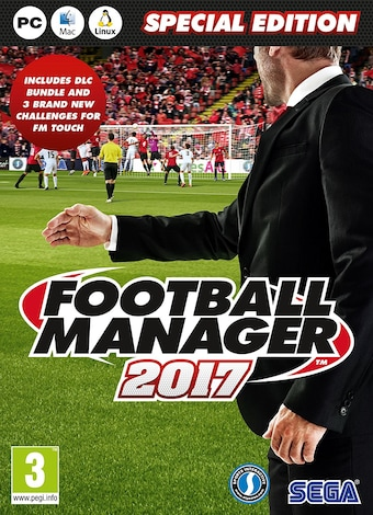 Football Manager 2017 Limited Edition (PC/CD)