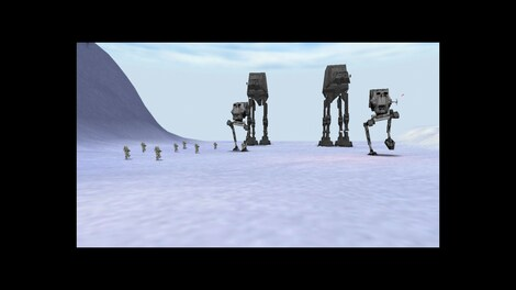 STAR WARS: Rogue Squadron 3D Steam Key GLOBAL - gameplay - 2