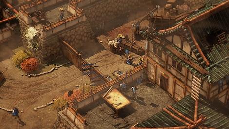 Shadow Tactics: Blades of the Shogun Steam Key GLOBAL - gameplay - 12