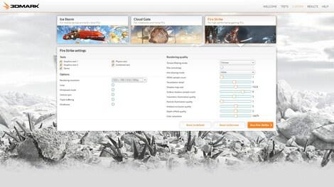 3DMark Steam Key GLOBAL - screenshot - 4