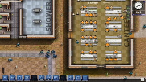 Prison Architect Standard Steam Key GLOBAL - gameplay - 10
