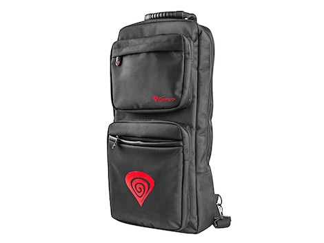 LAPTOP BACKPACK GENESIS PALLAD 300 BLACK 15,6""
