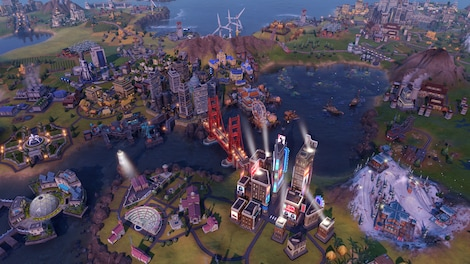 Sid Meier's Civilization VI: Gathering Storm Steam Key RU/CIS - screenshot - 3