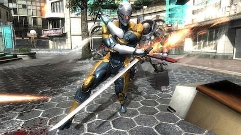 Metal Gear Rising: Revengeance Steam Key EUROPE - gameplay - 11