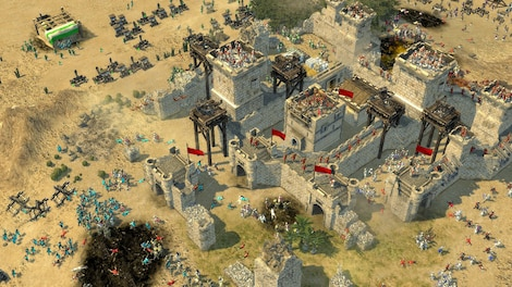 Stronghold Crusader 2 Steam Key GLOBAL - gameplay - 8