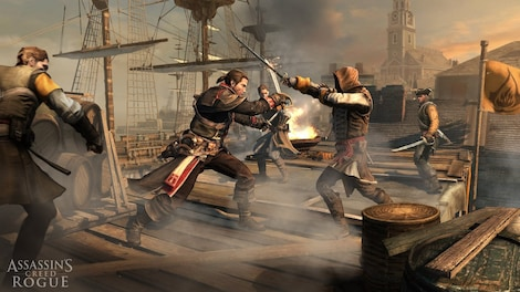 Assassin's Creed Rogue Uplay Key GLOBAL - gameplay - 9