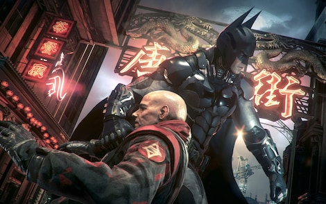Batman: Arkham Knight Steam Key RU/CIS - gameplay - 6