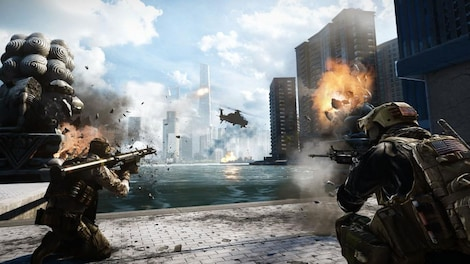 Battlefield 4 Origin Key PC GLOBAL - gameplay - 5