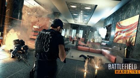 Battlefield: Hardline Origin Key GLOBAL - gameplay - 21