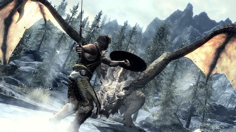 The Elder Scrolls V: Skyrim Steam Key GLOBAL - gameplay - 7