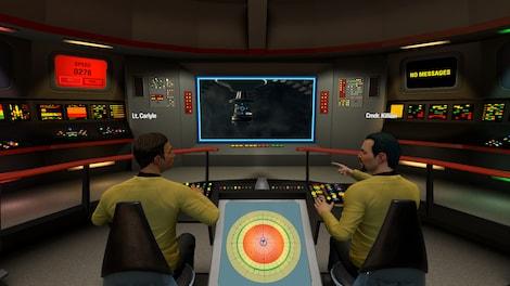 Star Trek: Bridge Crew VR Steam Key GLOBAL - gameplay - 1