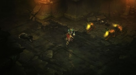 Diablo 3 Blizzard Key PC EUROPE - gameplay - 18