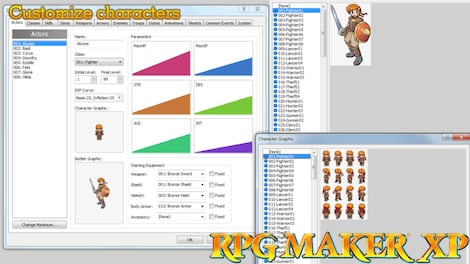 RPG Maker XP Steam Key GLOBAL - screenshot - 3