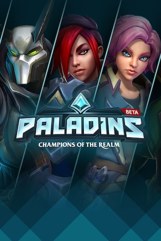 Paladins - Champions Pack (PC) - Steam Gift - GLOBAL