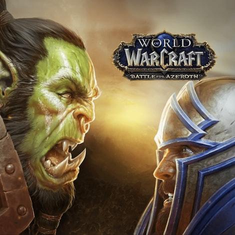 World of Warcraft: Battle for Azeroth Blizzard Key NORTH AMERICA - gameplay - 17