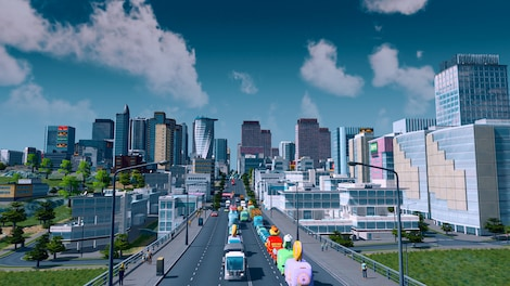 Cities: Skylines Deluxe Edition Steam Key GLOBAL - gameplay - 11