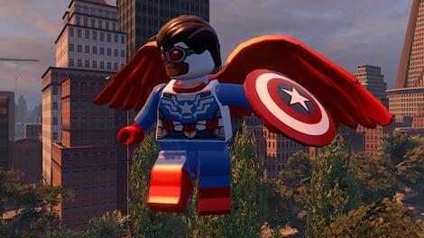 LEGO MARVEL's Avengers Steam Key GLOBAL - rozgrywka - 7
