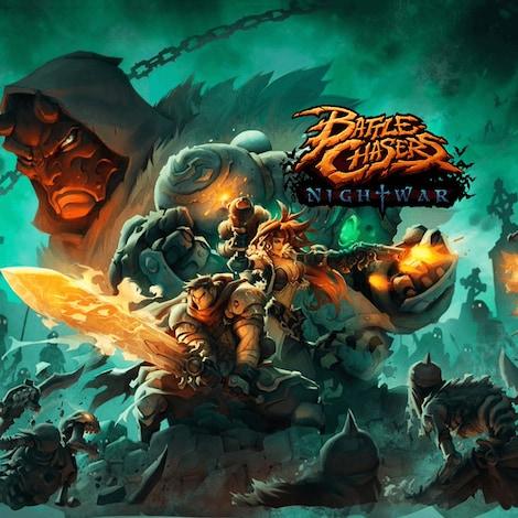 Battle Chasers: Nightwar Steam Key PC GLOBAL - rozgrywka - 24