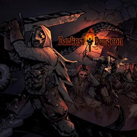 Darkest Dungeon Steam Key GLOBAL - gameplay - 2