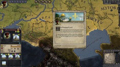 Crusader Kings II - Sons of Abraham Steam Key GLOBAL